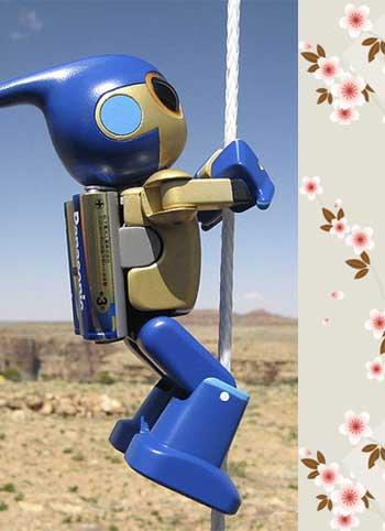 робот evolta